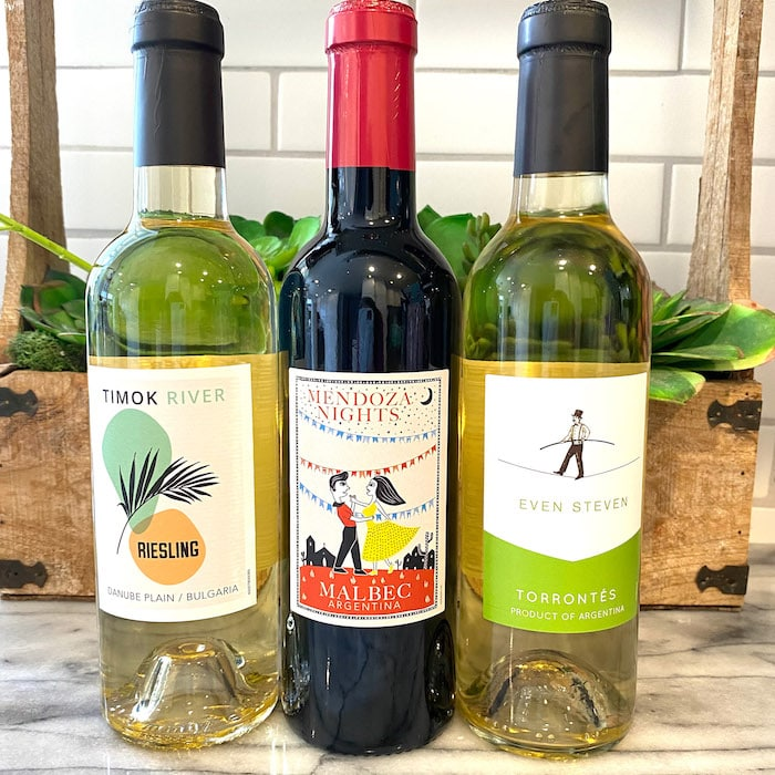 Wine Advent Calendar from Costco