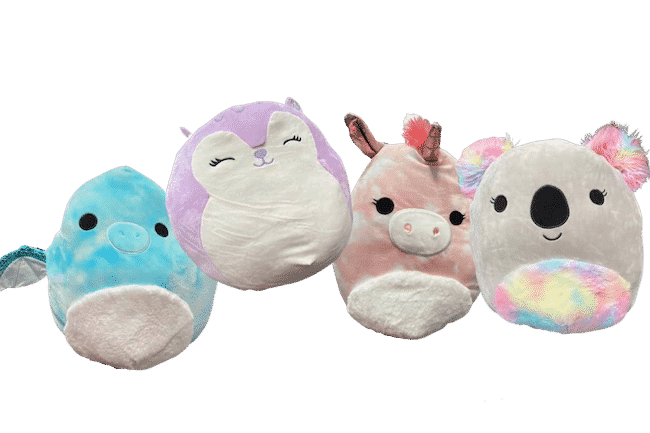 4 New Squishmallows at Costco – 2021 Holiday Gift List