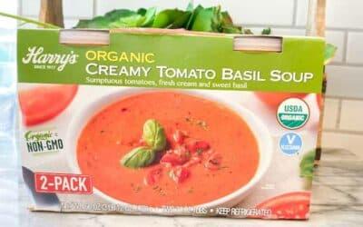 Tomato Soup at Costco
