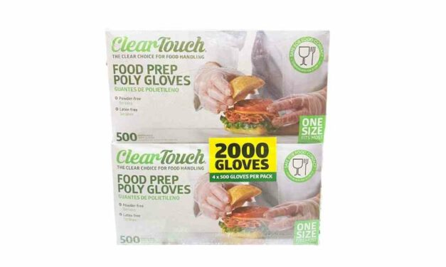 Disposable Latex Free Gloves at Costco