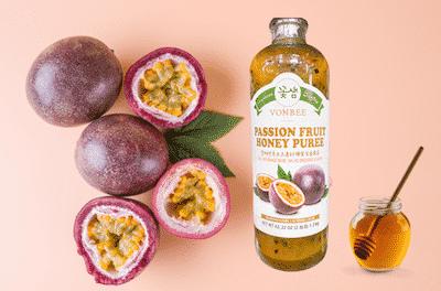 Vonbee Passion Fruit Honey Puree at Costco