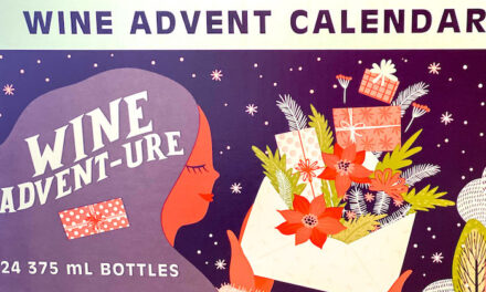 Costco Wine Advent Calendar 2021
