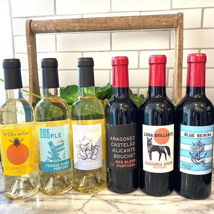 Wine Advent-ure Calendar at Costco for 2021