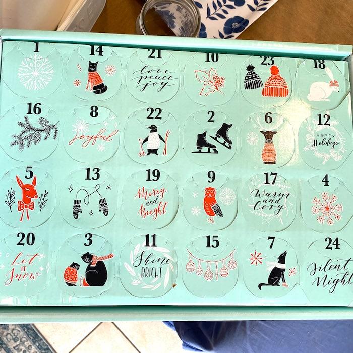 2021 Costco Wine Advent Calendar
